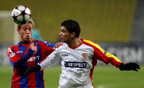 CSKA+Moscow+v+Sevilla+UEFA+Champions+League+Zsjter4YObnx